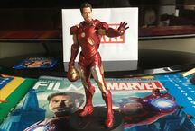 Super héros des films marvel eaglemoss