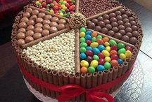 tortas de cumpleaños / by De todo un poco Bonitas