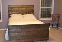 Master Bed, Bath, and Patio / by Amanda Leland