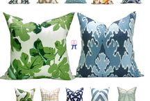 Pillows / by Janelle Lin (LinterestNYC)