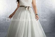 Wedding dresses for lil sis