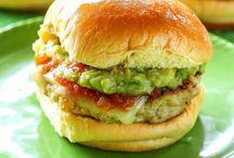 ◆ハンバーガー