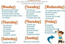 Workouts for wonen / Strak lichaam