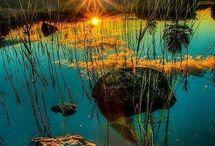 Sunrise... Sunset