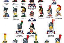 Napoleonic uniforms