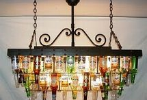 Man Cave or Bar area (Inside or Out) / All things Jack Daniels, Crown, and Beer. Texas decor. Ideas for a man cave for Matthew or an inside or outside bar area.  / by Tasha Thompson