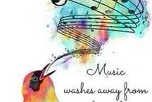 Musically Inclined / All things music