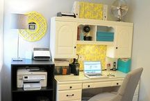 new home office   / by Laura Kaiser