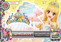 Aikatsu! / Card and pictures