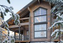 H2-115 / Nous vous proposons une nouvelle gamme de maisons avec des modèles contemporains.