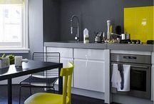 Küchen - Kitchen / Inspiration und Traumküchen aus aller Welt