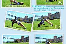 fitness / by Haley Matijasic