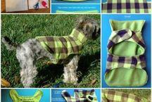 diy blanket for dogs