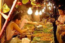 Street Food Markets around the world