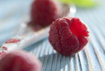 Desserter med bær