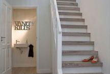 repeindre un escalier