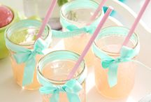 Pretty Pastel Party ..... Ivy's first birthday ideas