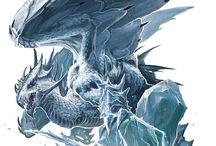 Dragons - White