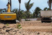 Obras Green Club Residence Maranhão - Novembro 2013 / O Green Club Residence Maranhão está com as obras bem adiantadas. Veja as fotos referentes ao mês de novembro!