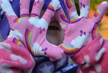 Nähen Kinder Accessoires, Handtücher und Stofftiere