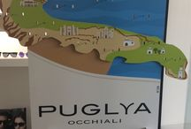 Vetrina puglya / Occhiali puglya Made in Italy  Montature sole e vista € 60,00