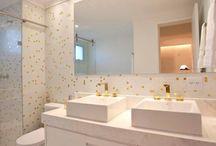 Banheiros #inspirações