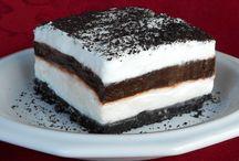 Cakes & squares
