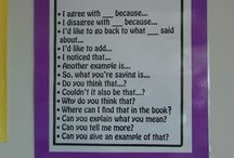 Posters - Anchor charts