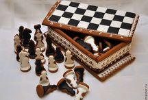 Пряник шахматы