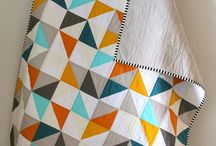 quilts for lars and megan / by Frieda Anderson