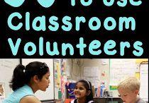School Volunteer article