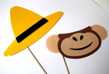 Curious George party / by Kristin Dean