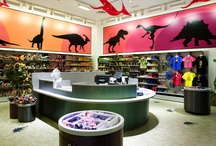 Natural History Museum- Dino Store - Retail Design by Lumsden