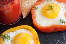 Breakfast / Culinary blog Evgeniy Barabanshikov