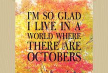 Fall / Seasonal