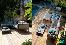 Newest Hot Outdoor Design Trends For Summer 2014