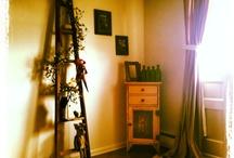 A look inside my house / by Gennie Sheffer