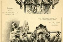 Arch. Drawings & Prints / Architectural details