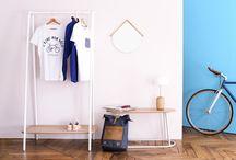 Organise my wardrobe - New year resolution