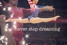 my gymnastics role model