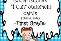 Social Studies / by Cheryl Baker