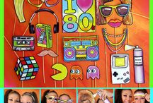 40th birthday party / Dance-party ... Theme 80's .. ??? / by Paula McCammon