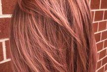 Rose gold palette