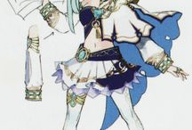 hyrule warriors cosplay - lana
