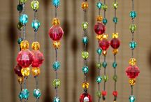 Wind chimes, mobiles, and sun catchers