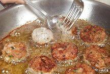 κεφτεδες meatballs