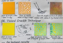 korma crackle paints