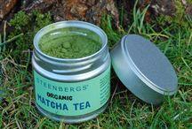 Matcha, Matcha, Matcha / All things about our favourite green tea - Steenbergs organic matcha.