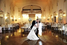 """Bourne Mansion / Bourne Mansion is a one-of-a-kind, turn-of-last-century work of art. In 1895, the wedding reception of Vanderbilt's daughter, Consuelo, to the Duke of Marlborough was held here and was considered """"The Event"""" of that year."""
