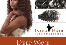 Indian Deep Wave / RSD Steam Permed Deep Wave 100% Human Hair